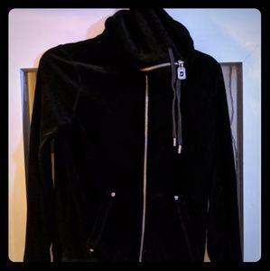 Michael Kors turtleneck jacket